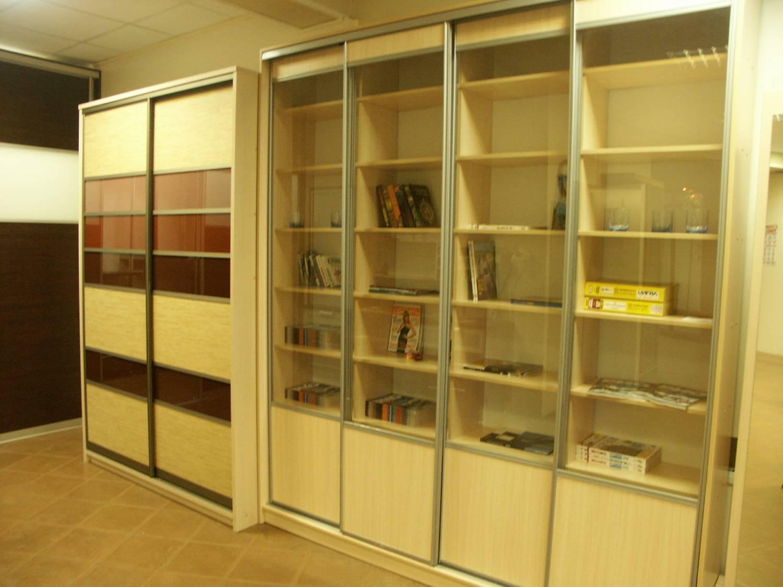Кабинеты и библиотеки.